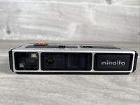Minolta Pocket Autopak 70 Film Camera Vintage