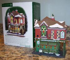 Dept. 56 Molly O'Brien's Irish Pub Christmas In The City Village Building 58952