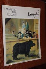 LONGHI n. 21 1964 I MAESTRI DEL COLORE FABBRI L8