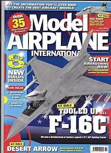 Model Airplane International Issue 119, JUN 2015, VF-NM, Tamiya F-16C 1/72
