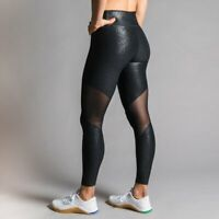 NIKE Power Victory Sparkle Women's Running Training Tight Fit Tights Ladies