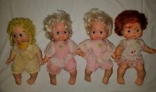 "Vtg STRAWBERRY SHORTCAKE LOT 14"" Doll Kenner 1982 baby Blow Kisses needs a name"