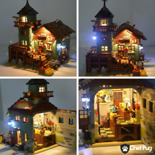LED Light Kit ONLY For Lego 21310 Old Fishing Store Lighting Bricks