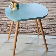 Wooden Oval Side & End Tables