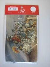 IMRIE / RISLEY Miniatures King Arthur's Knights in Foot Combat - 54 mm Kit C-80