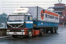 LKW Foto DAF 3300 Sattelzug THK Transport System Rosenheim - 10x15cm /LF59