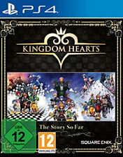 Sony PlayStation ps4 4 Kingdom Hearts the story tan far 1.5 2.5 2.8 Collection
