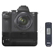 Meike MK-A7II Pro 2.4G Wireless Battery Grip for Sony A7R II A7 II as VG-C2EM