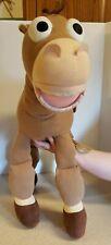 "Disney Store Exclusive Bullseye Toy Story Horse 28"" Extra Large Plush Authentic"