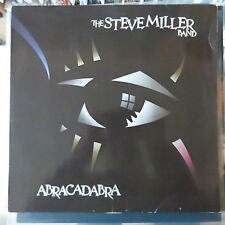 THE STEVE MILLER BAND LP ABRACADABRA 1982 GERMANY VG++/VG++ OIS