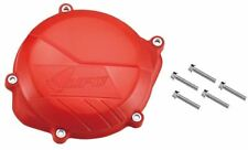 UFO Embrayage Cover / Kit de Montage Honda CRF450 Rouge AC02401
