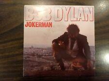 "Rare BOB DYLAN Jokerman+1  45 Unique Holland Dutch 7"" PS Infidels Mark Knopfler"
