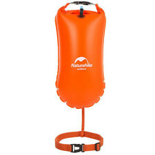 Waterproof Air Bag Swim Buoy Swimming Tow Float Dry Bag with Waistbelt 8.5L