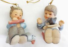 Hummel Goebel Figurines -Set of 2 - Pet Theme
