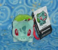 Brand New Bulbasaur Key Chain Plush Doll Toy with Clip Pokemon Center USA 2014
