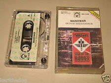 MANOWAR - Sign Of The Hammer - MC Cassette un/official polish tape 1991/327