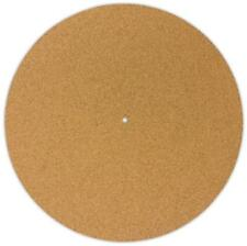 Slipmat for Technics or any DJ Turntable Record Player CORK - top quality sound
