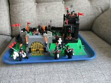 Lego dragon knights castle home built