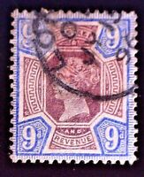 CatalinaStamps: Great Britain Stamp #120 Used, SCV=$45, #A-2