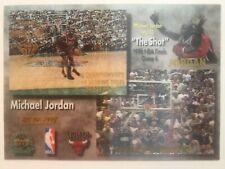 Michael Jordan, 1998-99 Upper Deck, 3-D Motion Diamond, NBA Finals, 288/1998