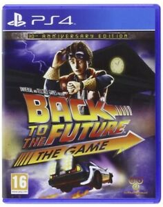 Back To The Future The Game 30th Anniversary Edition PS4