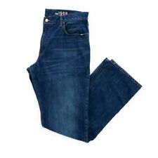 GAP 1969 Men's 36x36 Jeans Medium Wash Standard Straight Relaxed (SHIPS FAST)