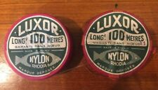 Vintage Luxor Tippet Material
