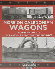 More Caledonian Wagons Steam Railway Rail History Goods Building Maintenance
