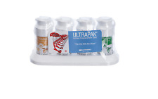 Ultrapak Dental Gingival Retraction Knitted Cord Packing Kit Ultradent 4 Pack
