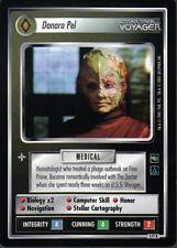 STAR TREK CCG VOYAGER RARE CARD DANARA PEL
