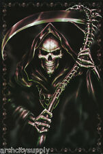 LOT OF 2 POSTERS:FANTASY: GRIM REAPER WITH SCYTHE -  FREE SHIP  #PP0459    LW8 F