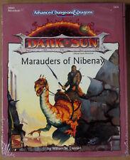 Dungeons & Dragons - Dark Sun - Marauders of Nibenay