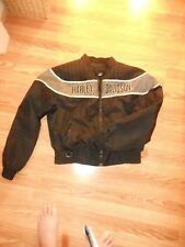 mens harley davidson nylon racing jacket xl