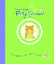 NEW - Designed By You Baby Journal by Lluch, Alex A.