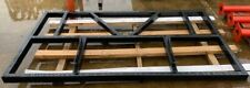 HEAVY DUTY Leveling Spreader Smudge Bars 2400mm 4-in-1 Bucket Bobcat Skid Steer