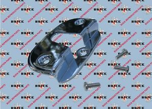 1940-1949 Buick Door Striker Casing Dovetail Cap Kit. Oem #4099828