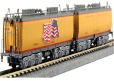 Kato 106-085 N Scale Union Pacific Water Tender 2-Car Set