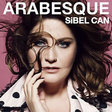 Sibel Can-Arabesque 2016-CD NEUF albums 2016