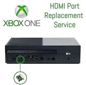 Xbox One HDMI Port Connector Repair Or Replacement Fast Service