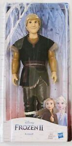 """NIB Hasbro Disney Frozen 2 Kristoff Posable Fashion 14"""" Doll Toy"""