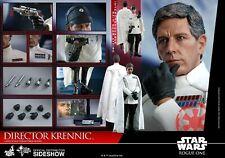 Hot Toys Star Wars Director Krennic Rogue One 1/6 Scale Figure Ben Mendelsohn