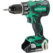 Hitachi DV18DBFL2 18V Li-Ion Cordless Brushless Motor Combi Drill 1 x 3.0Ah