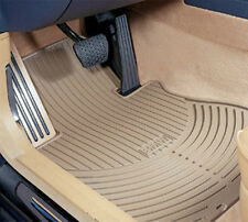 BMW 3 series Sedan Coupe Touring E46 1999-06  ALL WEATHER MATS set of 4 ~BEIGE ~