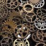 Charms Jewelry Cogs & Gears Making Craft Arts Watch Parts Steampunk Cyberpunk