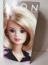 Avon Mattel Avon Representative Barbie Doll
