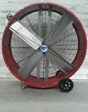 "Lightly Used MaxxAir 36"" Direct Drive Heavy Duty Fan 9000 Cfm Bf36Dd Room Dryer"