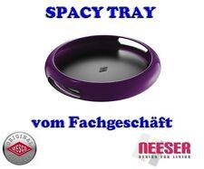 Wesco Design Serviertablett vom Fachgeschäft Spacy Tray in Brombeer 322101-36