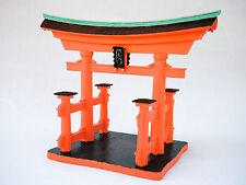 "Gran Torii  arco Japones - Big Torii  japanese gate  - 20 cm(7,8"") figure resin"