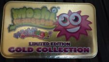 Moshi Monsters Limited edition Gold Collection Tin Series 1
