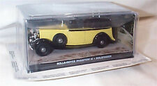 James bond car collection Rolls Royce Phantom 111 Goldfinger New in Sealed outer